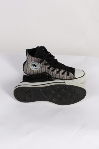 Vintage Converse All Star High Tops UK M/5.5 F/7.5 Multi S401-84183