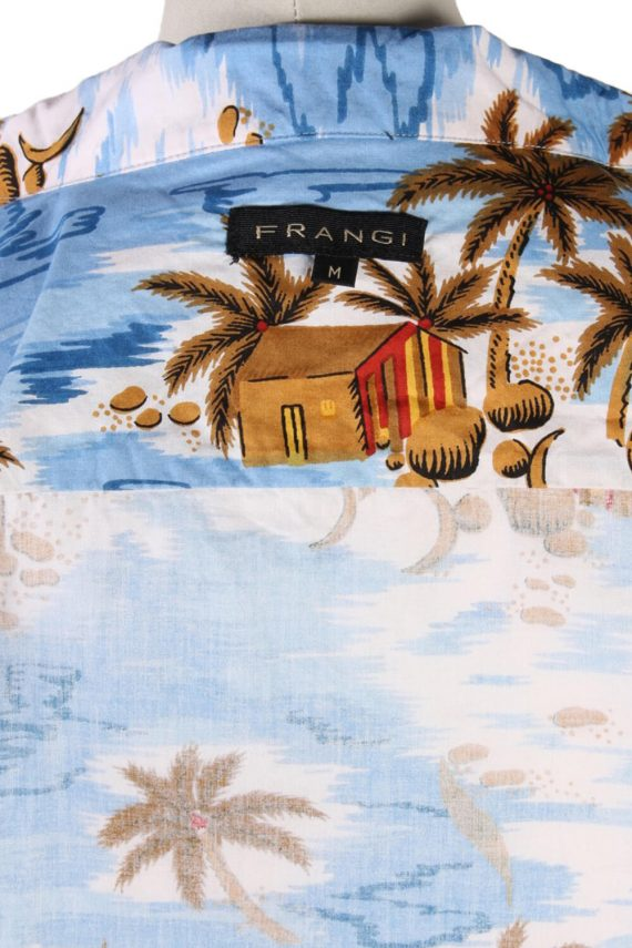 Vintage Mark Edwarts Palm Hawaiian Shirt Chest 62 Multi SH3264-82015
