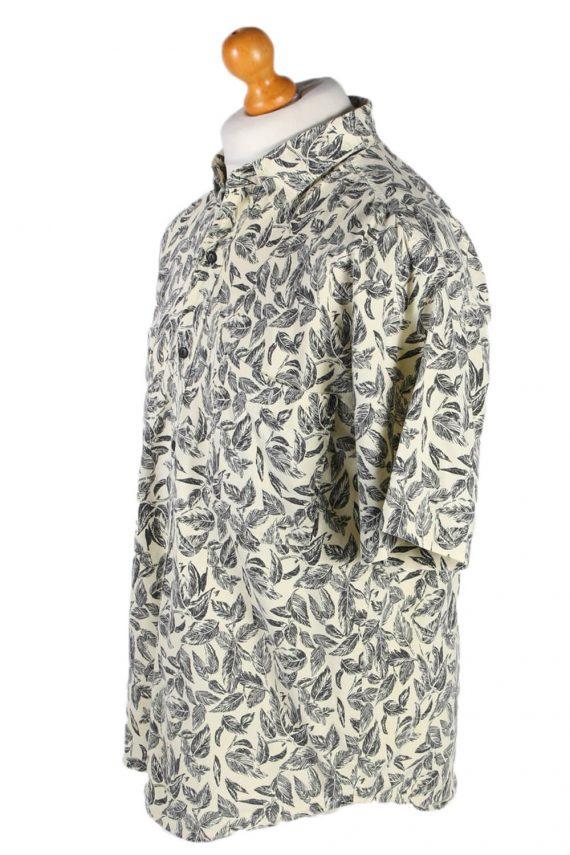 Vintage Unbranded Floral Hawaiian Shirt Chest 60 Multi SH3272-82045