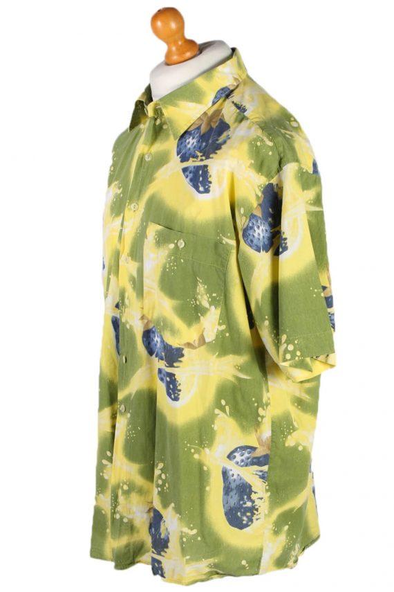 Vintage Jack Tissot Abstract Hawaiian Shirt Chest 65 Multi SH3273-82050