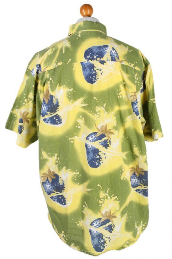 Vintage Jack Tissot Abstract Hawaiian Shirt Chest 65 Multi SH3273-82051