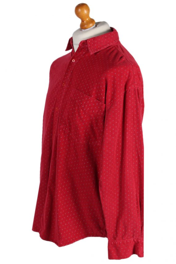 Vintage Martomod Exclusives Shirt L Red SH3295-82272