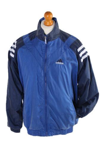 Adidas Long Sleeve Track Top Blue XL