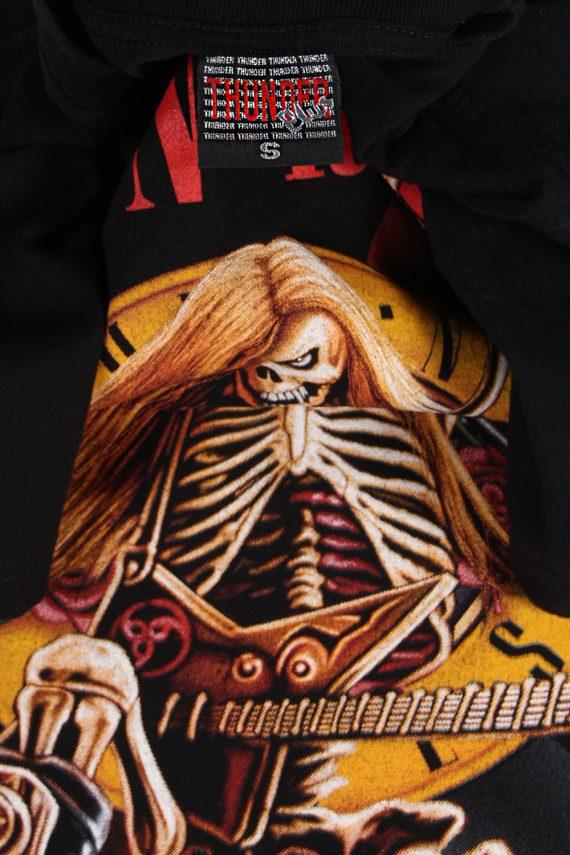 Vintage Thunder Plus T-Shirt S Black TS079-81807