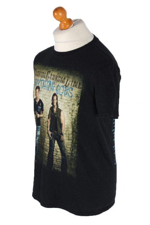 Vintage Gildan T-Shirt M Black TS083-81821