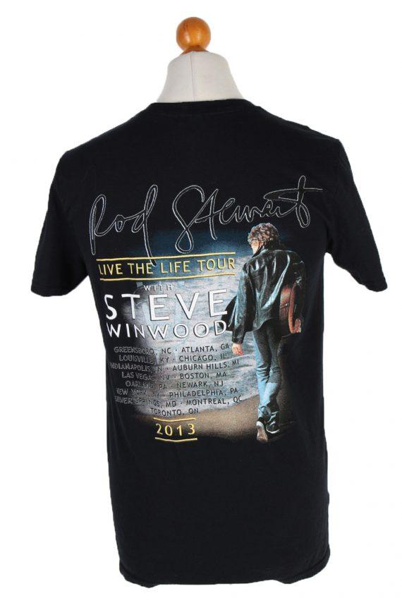Vintage Gildan T-Shirt M Black TS095-81870