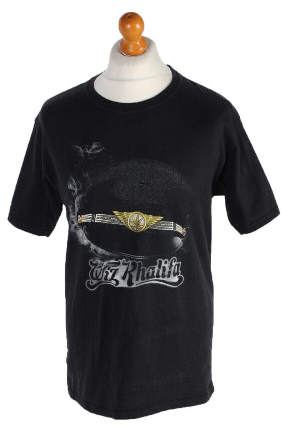 Vintage Hanes T-Shirt M Black TS103-0