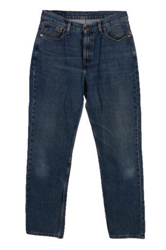 Levi's Classic Jeans 70's 80's 90's Unisex Casuals Waist 33