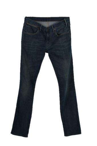 Levi's Classic Jeans 70's 80's 90's Unisex Casuals Waist 34