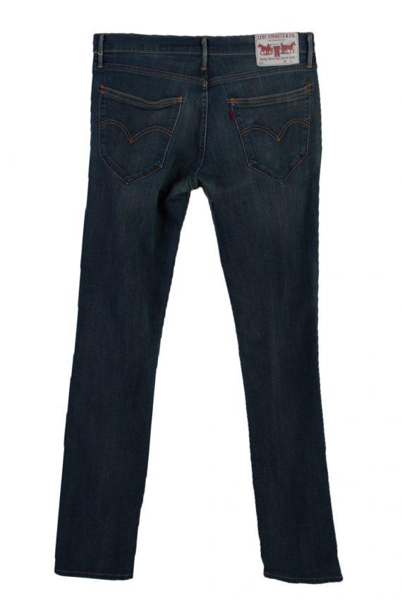 Vintage Levi's Classic Jeans Waist 32'' Blue J3188-85209