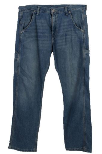 Levi's Classic Designer Jeans 90's Unisex Casuals Waist 35