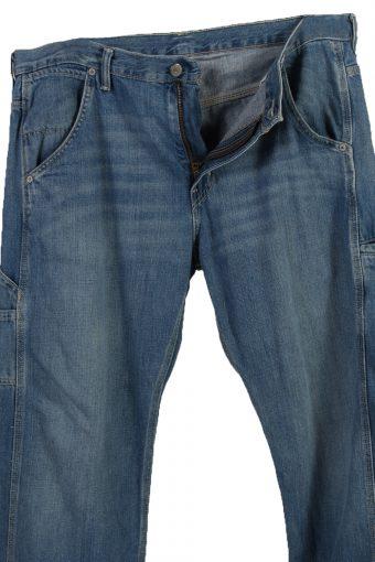 Vintage Levi's Classic Designer Jeans Waist 34'' Blue J3194-85232
