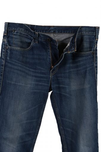 Vintage Levi's Classic Designer Jeans Waist 34'' Navi J3195-85236