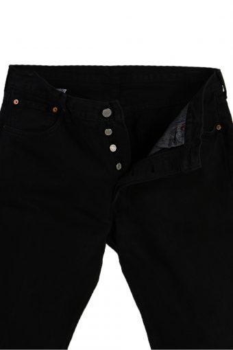 Vintage Levi's Classic Designer Jeans 33 Black J3202-85264