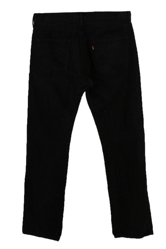 Vintage Levi's Classic Designer Jeans 33 Black J3202-85265