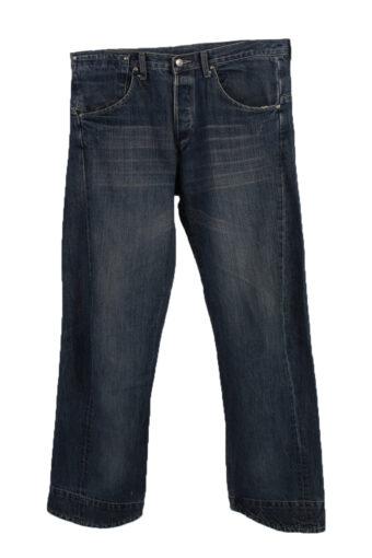 Levi's Classic Designer Jeans 80's 90's Unisex Casuals L