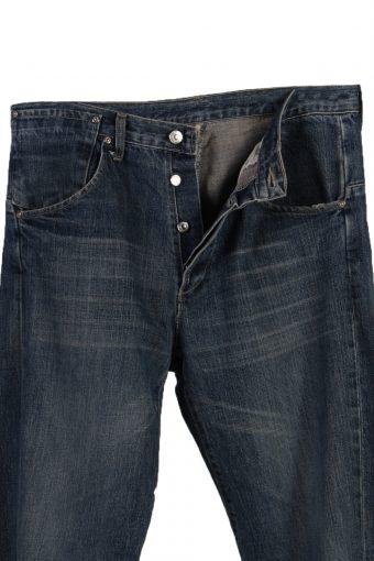 Vintage Levi's Classic Designer Jeans 33 Blue J3208-85288