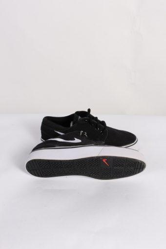 Vintage Nike Janoski Shoes UK 3 Black S437-86242