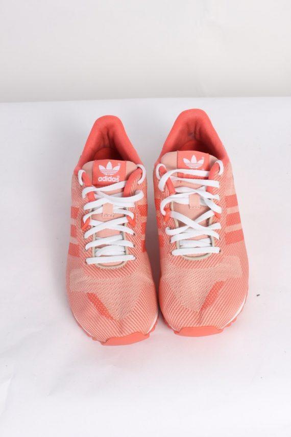 Vintage Adidas Three Stripes Shoes UK 5.5 Pink S452-86288