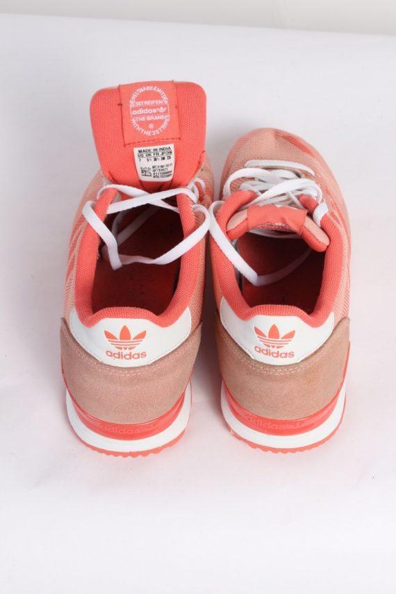 Vintage Adidas Three Stripes Shoes UK 5.5 Pink S452-86289