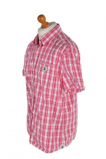 Vintage Gaastre Short Sleeve Shirt XL Multi SH3331-85576
