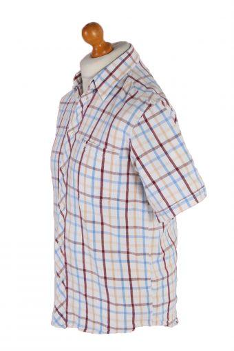 Vintage Lee Cooper Short Sleeve Shirt S Multi SH3339-85608