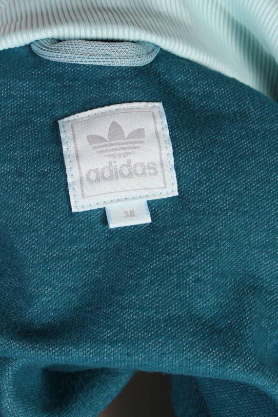Vintage Adidas 3 Stripe Tracsuit Top L Blue -SW1919-92674