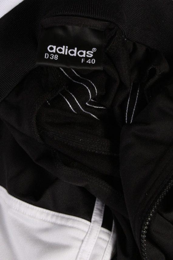 Vintage Adidas Outdoor Tracsuit Top L Black -SW1915-92649