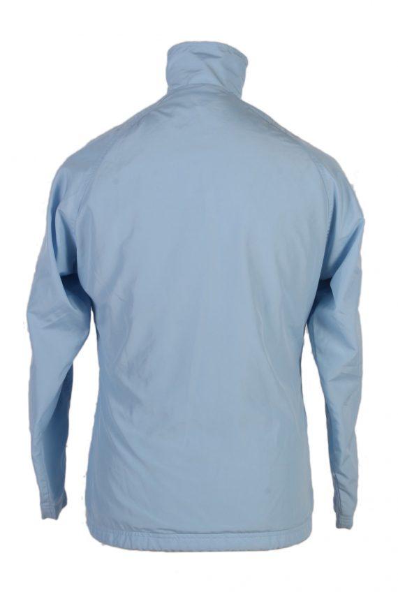 Vintage Adidas Three Stripes Long Sleeve Tracksuit Top M Turquoise -SW1962-85353