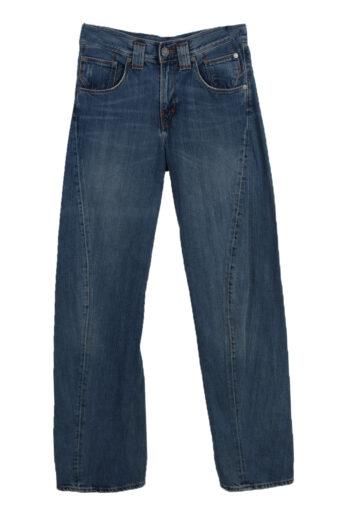 Levi's Lot 901 Vintage Jeans Bootcut Relaxed Button Up Men Blue W31 L32