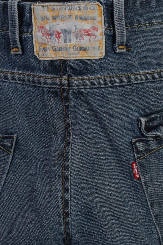 Vintage Levi's Ripped Faded Unisex Jeans W36 L32 Blue J3488-87303
