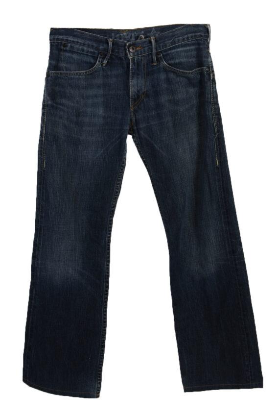 Vintage Levi's Ripped Faded Unisex Jeans W32 L30 Blue J3514-0