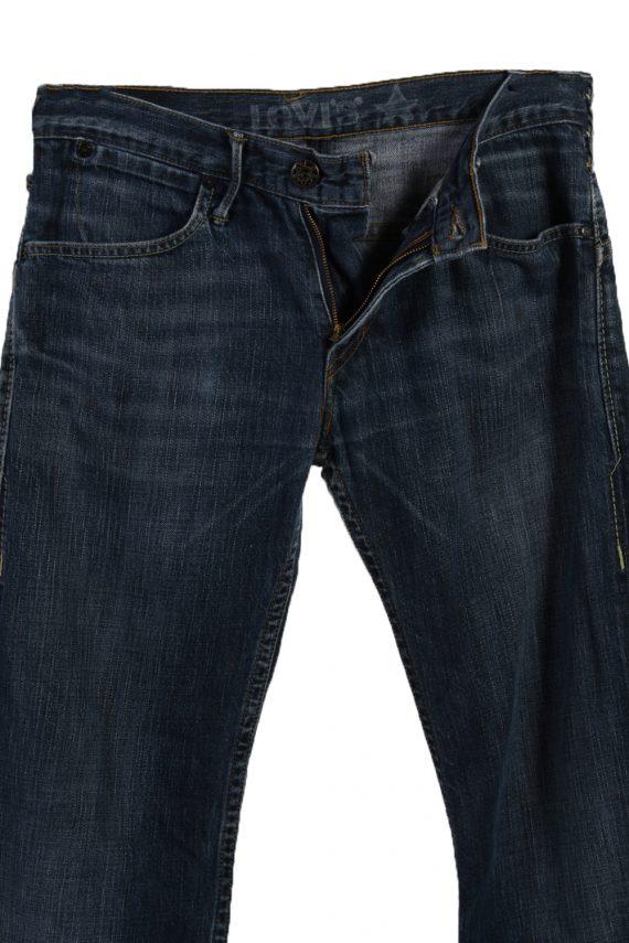 Vintage Levi's Ripped Faded Unisex Jeans W32 L30 Blue J3514-87935