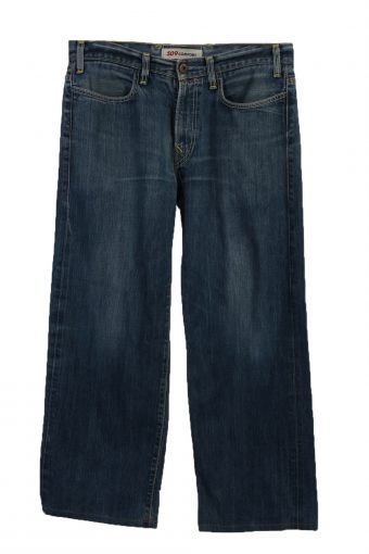 Levi's 509 Comfort Denim Jeans Mens W34 L29