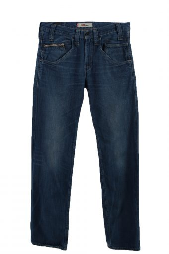 Levi's 503 Loose Ripped Faded Unisex Jeans Classic W31 L34