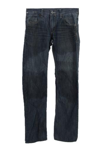 Levi's 514 Regular Denim Jeans Mens W32 L34