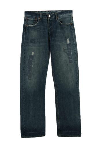 Levi's Regular Ripped Denim Jeans Men W30 L34