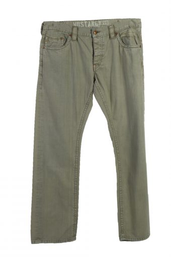 Mustang Regular Denim Jeans Mens W36 L32