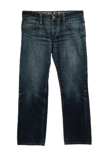Mustang Regular Denim Jeans Mens W31 L29