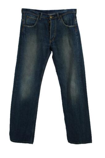 Lee Regular Denim Jeans Mens W32 L34