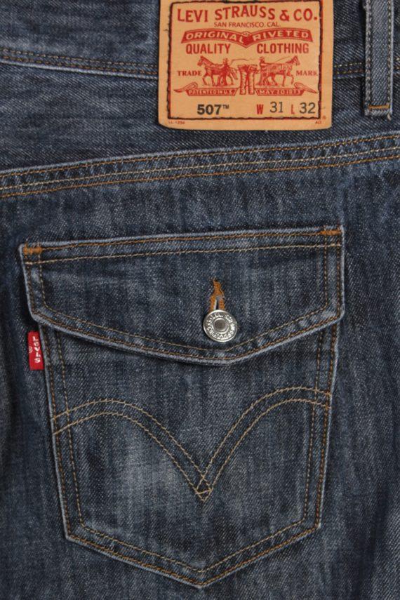 Vintage Levi's E Faded Women Jeans W31 L32 Navy J3646-89485