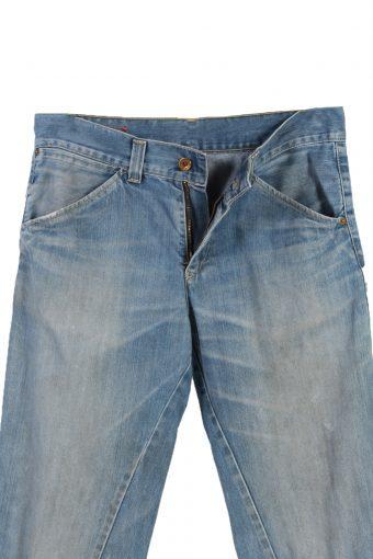 Vintage Levi's Classic Faded Women Jeans W32 L34 Blue J3671-89583