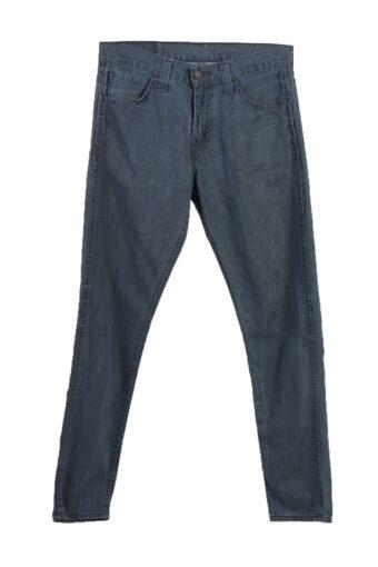 Levi's 520 Slim Fit Faded Women Jeans 90's classic W29 L39