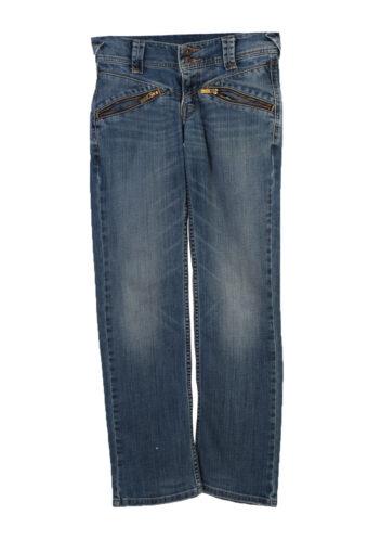 Levi's Slim Leg Faded Women Jeans Classic 80's 90's W27 L32