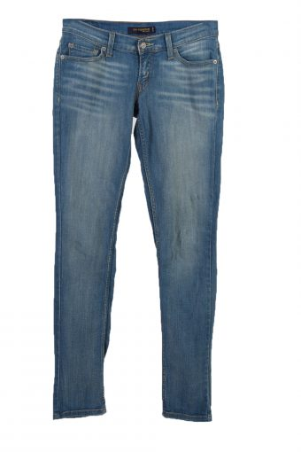 Levi's 524 Too Superlow Faded Women Jeans Classic W30 L33