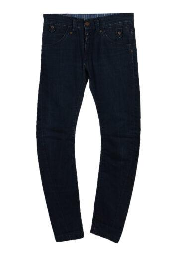 Levi's Skinny Legs Faded Unisex Jeans 80's 90's W32 L32