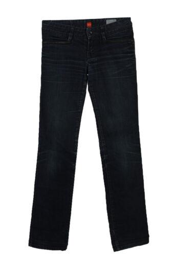 Boss Straight Leg Faded Women Shirt Classic 90's W27 L32