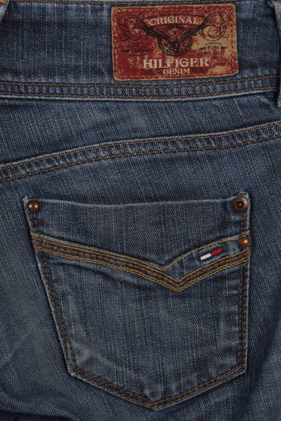 Vintage Hilfiger Denim Skinny Superlow Faded Women Jeans W30 L34 Blue J3767-91612