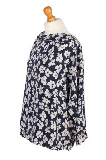 Vintage Sorelle Mazohetti Blouses Short Sleeve XL Multi LB102-87703
