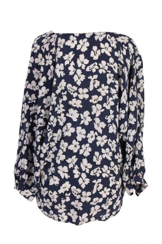 Vintage Sorelle Mazohetti Blouses Short Sleeve XL Multi LB102-87704